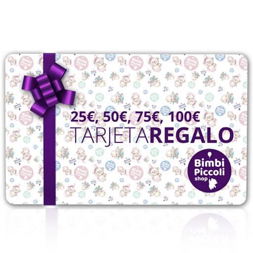 Tarjeta Regalo Bimbi Piccoli Shop